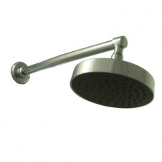 6 inches Round Shower With 15inches Long Arm