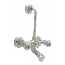 Dove Wall Mixer With Bend Pipe Set