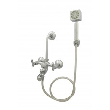Kiwi Wall Mixer 3 in 1 With Hand Shower,Pipe & Hook