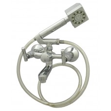 Kiwi Wall Mixer with Hand Shower and Pipe